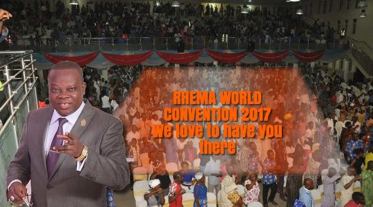 RHEMA WORLD Convention 2017