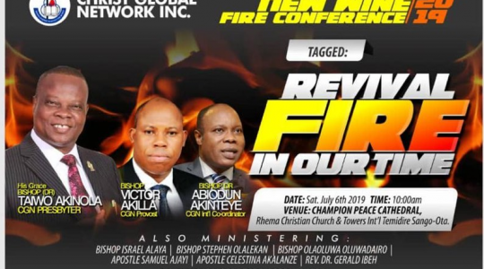 Revival Fire In Our Time
